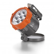 Lanterna Para Veículos Com Base Magnética com 7 Leds